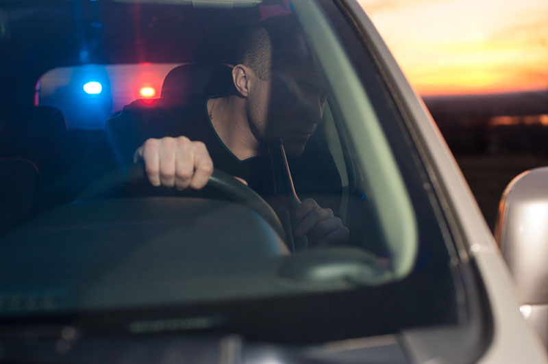 Do I Have to Take a Breathalyzer Test if I'm Pulled Over?
