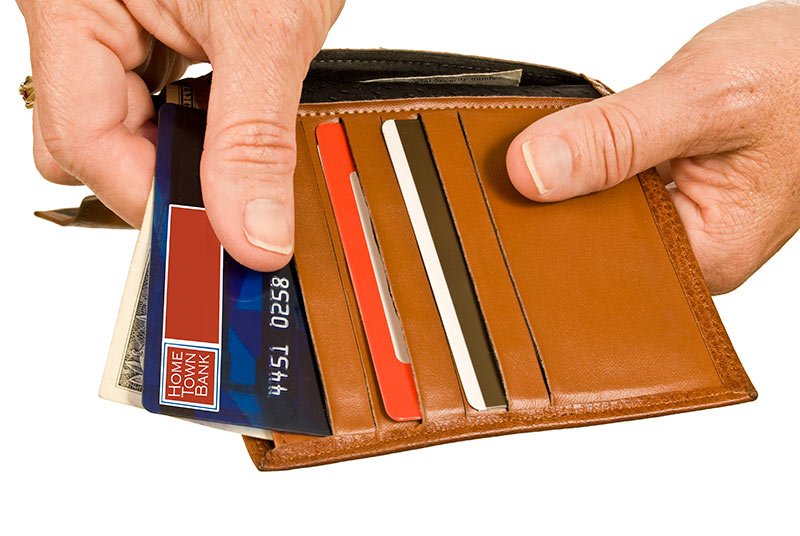 Wallet-of-credit-cards-identity-theft