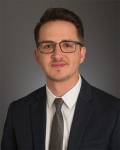 Eric Valencia Client Relations Coordinator